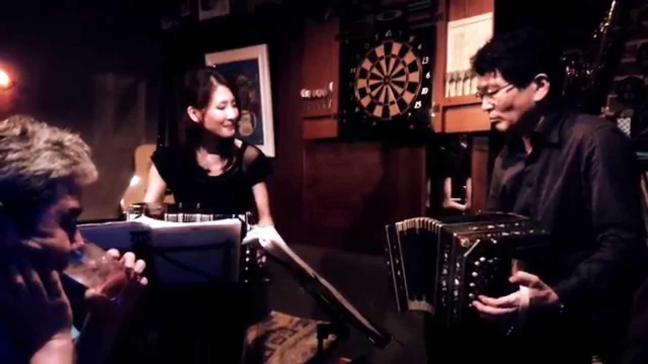 演奏動画:バンドネオン・デュオ「リベルタンゴ」田辺義博 、海上亞佑巳〜 Libertango ( Piazzolla ) / Bandoneon Duo